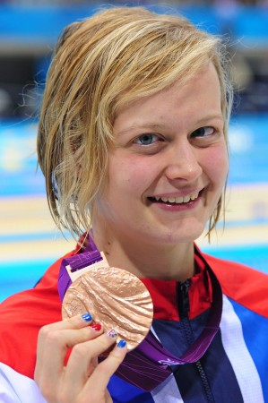 Hannah Russell Paralympic Swimmer