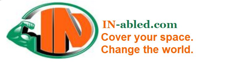 Photo of IN-abled.com: inspiration and disabilities