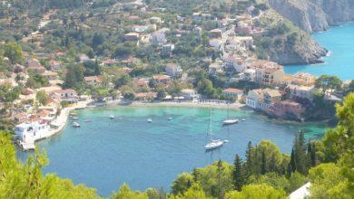 Photo of Greek Islands: sun and stony beaches