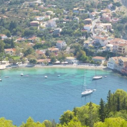 Greek Islands: sun and stony beaches