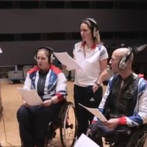 The British Paraorchestra releases its first single
