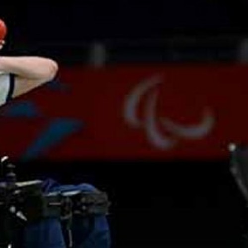 Q&A with Paralympic silver medallist David Smith