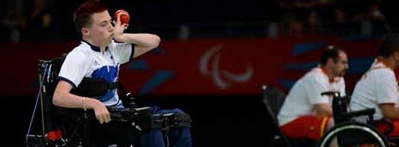 Photo of From London 2012 to Tokyo 2020 Paralympics: Boccia player David Smith in the spotlight