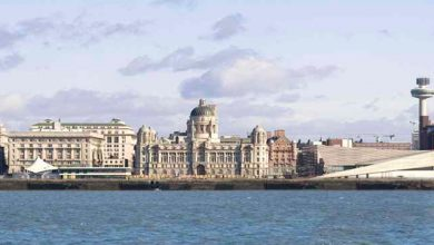 Photo of Trailblazing as a tourist in Liverpool