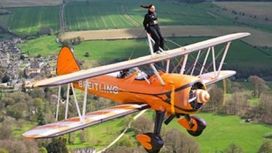 Photo of Wing walking with Duchenne: realising a dream