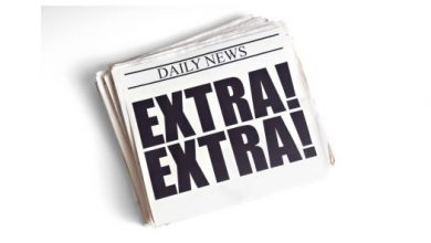 Photo of Extra! Extra! DH Newsletter – Read all about it…!