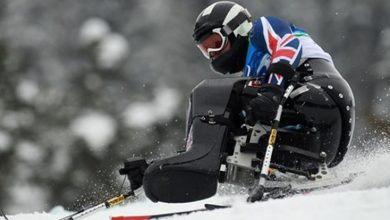 Photo of Q&A with disabled skier Talan Skeels-Piggins