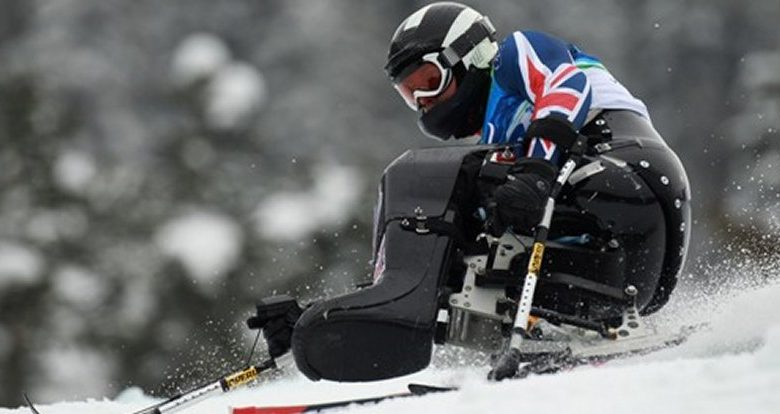 disabled skier Talan Skeels-Piggins