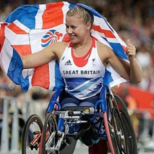 Join the Paralympians and get involved in Sports Fest