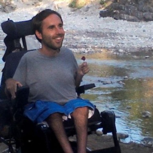 Martyn Sibley: shouting about accessibility across Europe