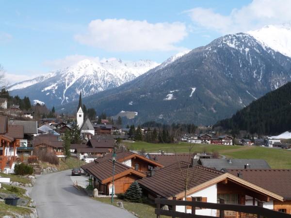 Wald im Pinzgow Austria