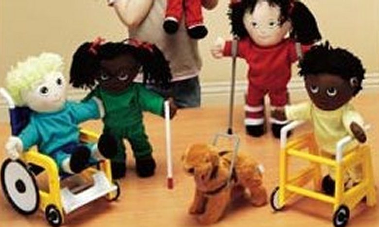 Disabled kids toys