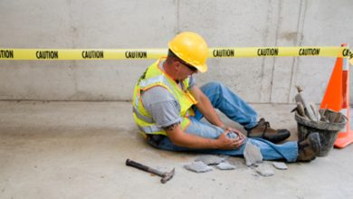 Photo of Where to find help and advice following an injury or accident