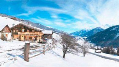 Photo of Snow-capped mountains of Austria
