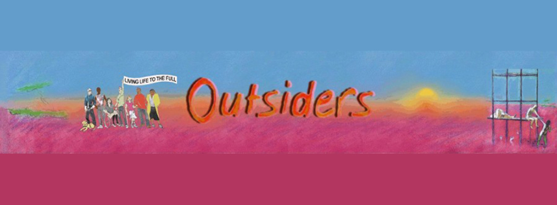 Outsiders Jamboree: a life-changing experience