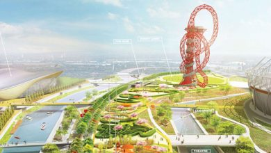 Photo of Queen Elizabeth Olympic Park: accessibility and Paralympians