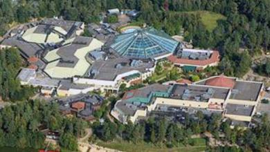 Photo of Accessing Center Parcs
