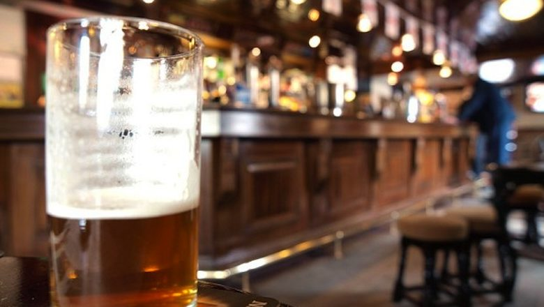 #DisabilityPubNames pint in a pub