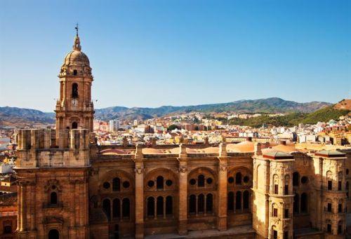 Accessible Malaga Cathederal