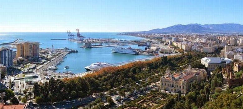 Malaga city - accessibility
