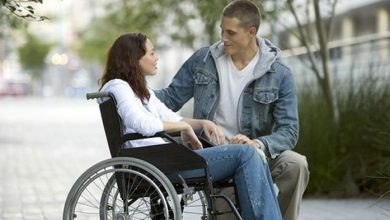 Photo of 10 things to avoid when meeting someone with a disability