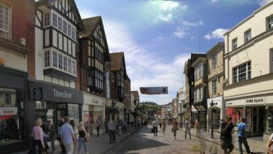 Photo of Inaccessible high street shops: retailers listen up!