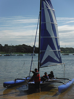 Lymington SailAbility