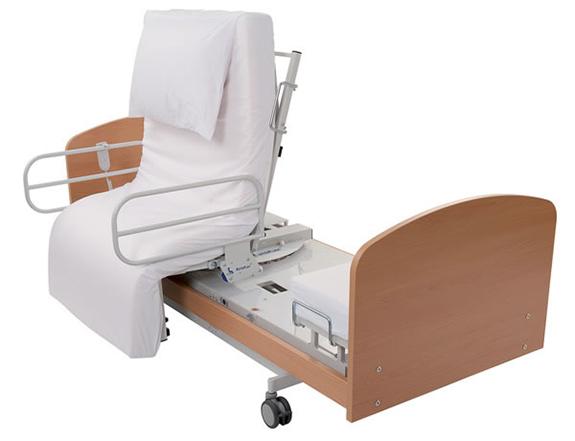 Theraposture Rotoflex adjustable bed