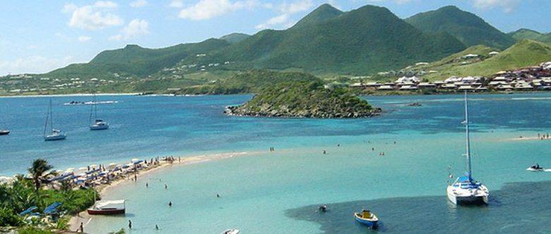 St Marteen Caribbean