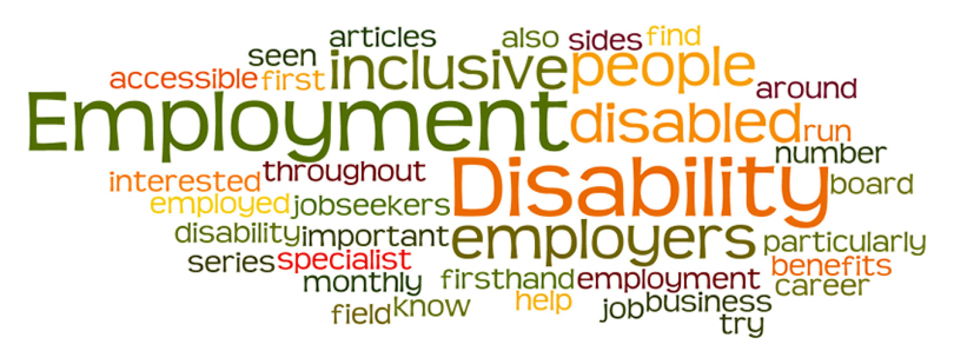 Making changes toward inclusive employment for disabled people