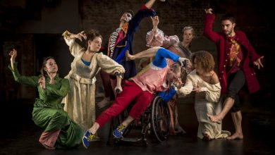 Photo of Candoco Dance Company: it's about what you can do not what you can't
