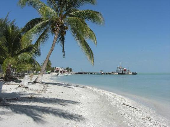 Freedom Shores, Isla Aguada, Mexico