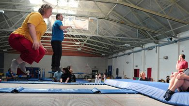 Photo of AutismAbility: how a trampolining project can impact people with autism