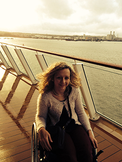 Getaway cruise ship - Carrie-Ann