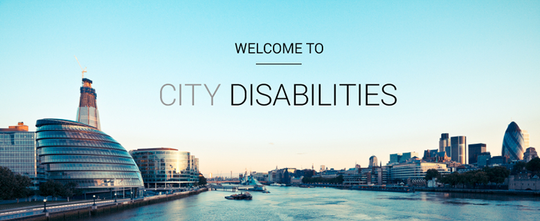 Photo of City disabilities: building a career
