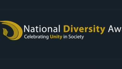 Photo of Martyn Sibley nominated for the UK's largest Diversity Awards