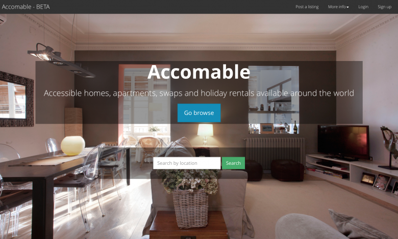 Photo of Introducing Accomable