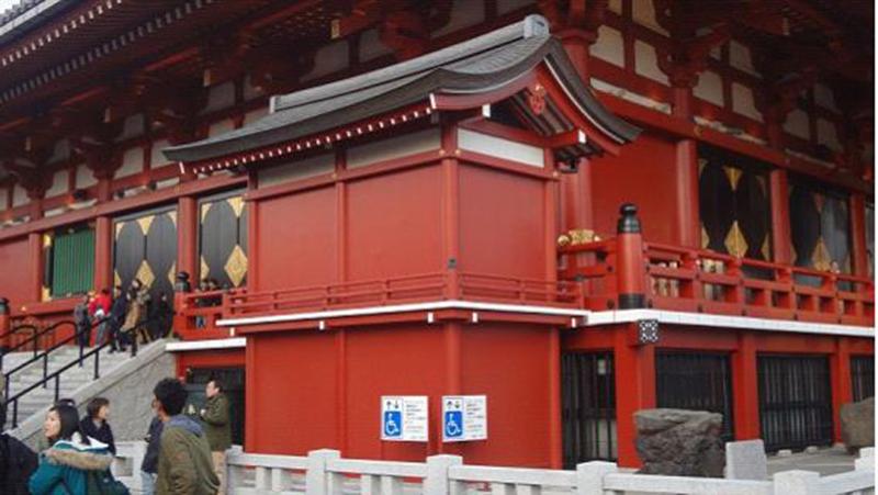 Accessible Japan - toilets