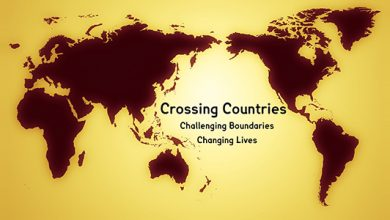 Photo of Crossing Countries: challenging boundaries, changing lives