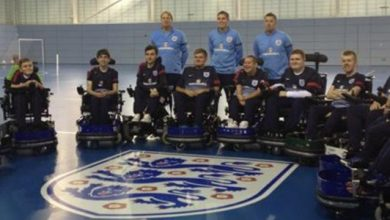 Photo of My power chair football story