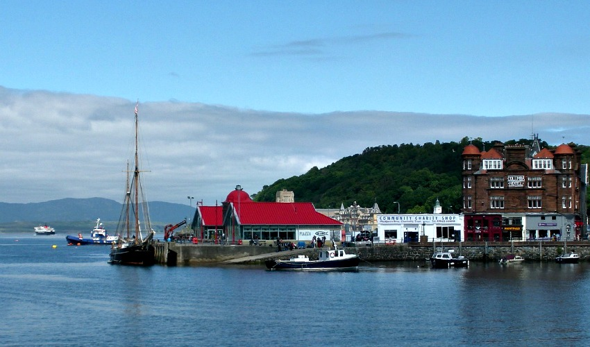 Picture 9 - Oban
