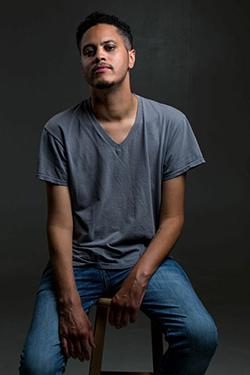 Disabled musician James Ian