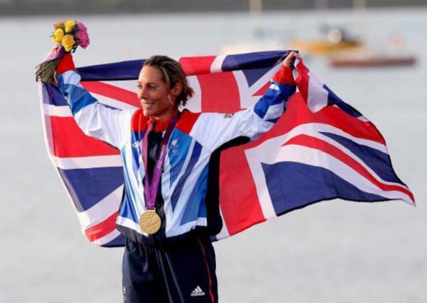 Paralympian Helena Lucas MBE