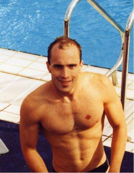 Paralympian Michael Edgson