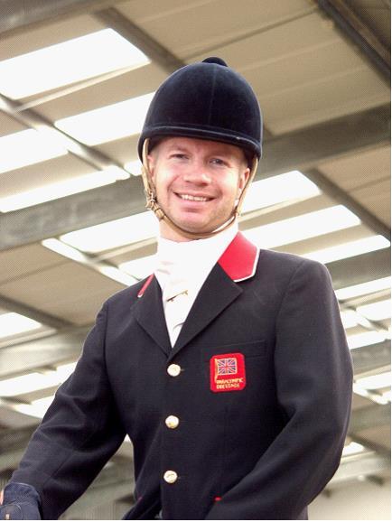 Paralympian David Lee Pearson