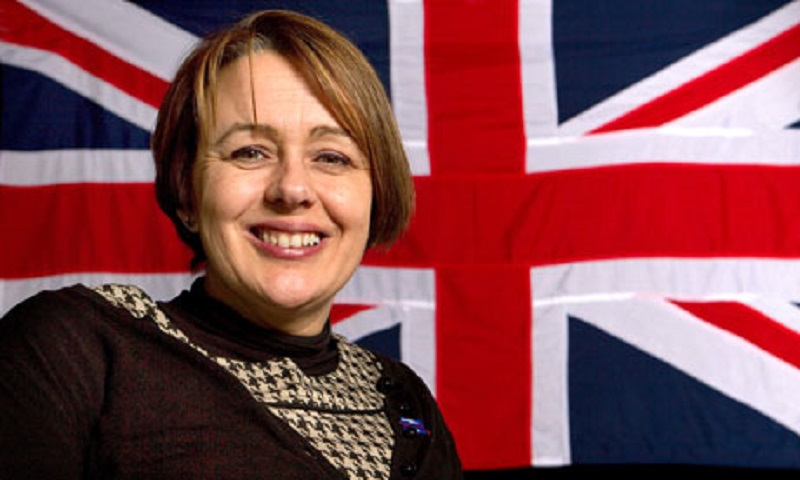 Paralympian Tanni Grey-Thompson