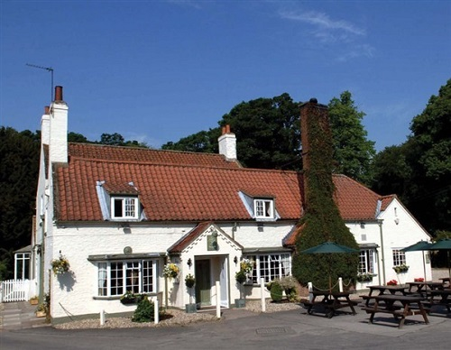 Accessible restaurant - The Pipe & Glass Inn Yorkshire