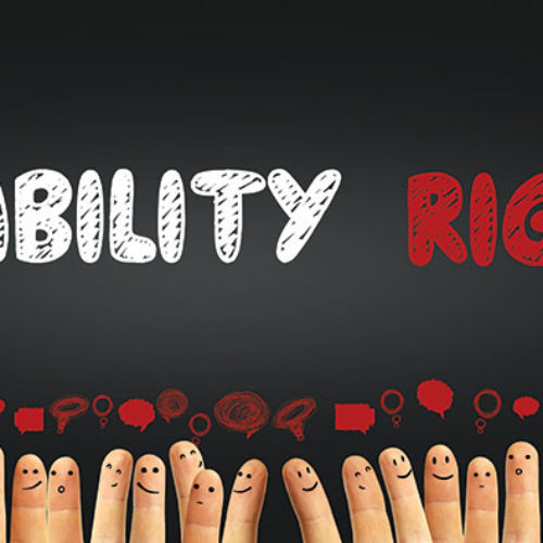 Disability rights: why our collective voice would be much stronger