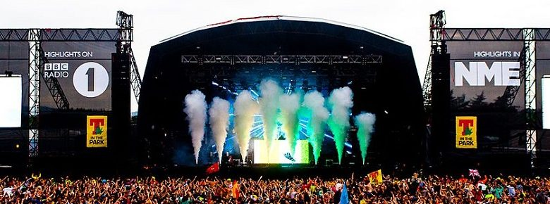 T in the park festival 2016