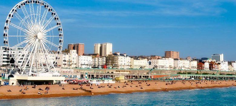 Accessible Brighton beach